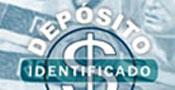 Dep sito Identificado